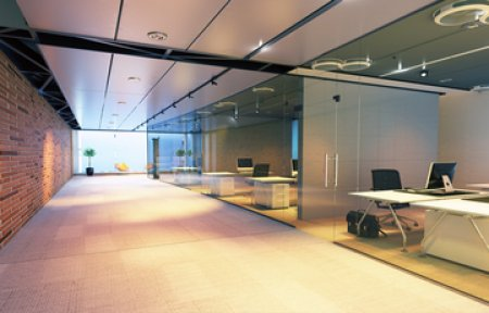 Difference between acoustic and glass partitioning
