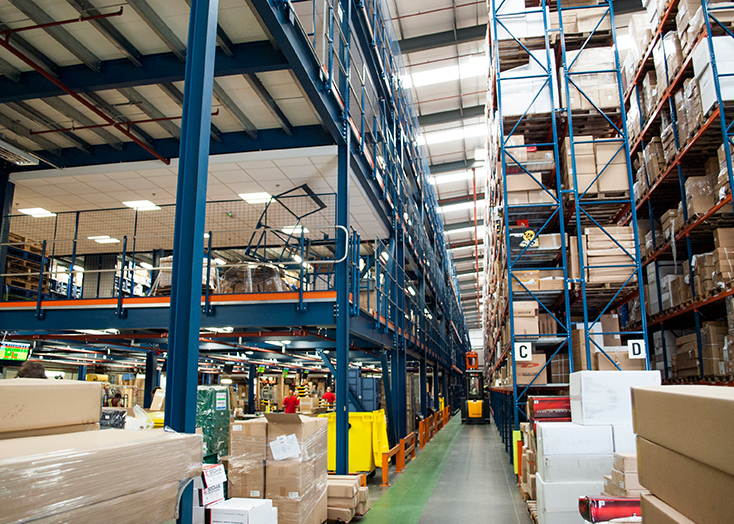 Read more about our storage mezzanine floors for Mezzanine cost estimate