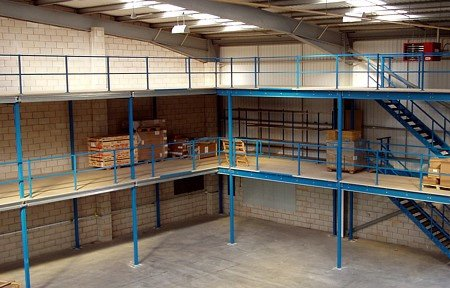 How could a mezzanine floor save you money?