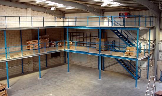 First floors uk ltd mezzanine floor specialists in the uk for Mezzanine floor ideas
