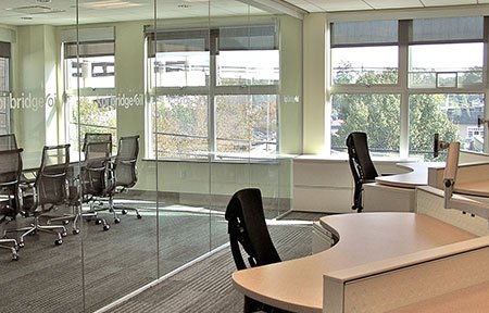 The benefits of glass partitioning