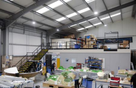 When is the right time for a mezzanine floor?
