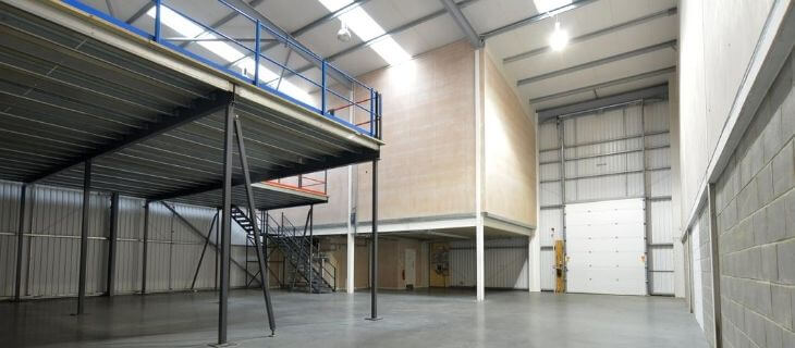Mezzanine floor suppliers