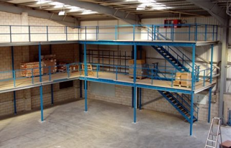 How to prepare for a mezzanine floor