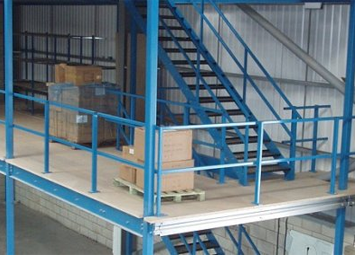 Mezzanine Flooring Specialists and Suppliers