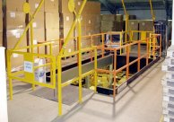 Mezzanine Floors for storage