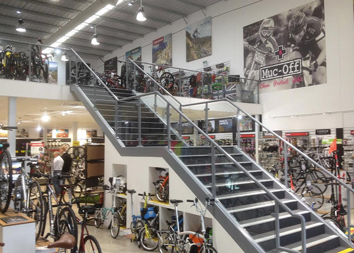 Retail Mezzanine Floors Available Across The Uk