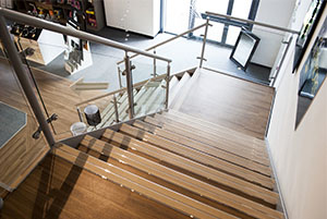 Staircases for Mezzanine Floors