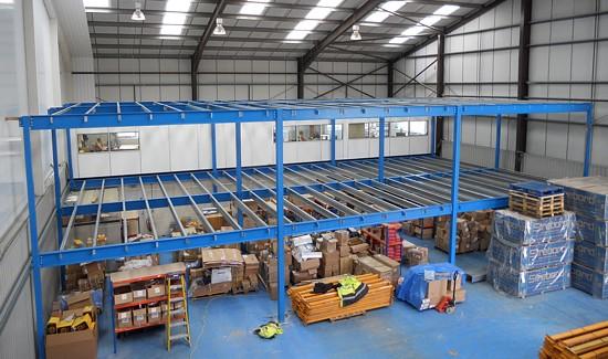 Mezzanine flooring specialists in the uk first floors mezzanine floors for storage solutioingenieria Gallery