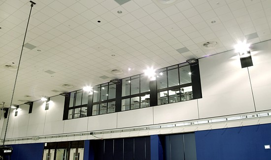 Pictures Of Mezzanines Partitioning And Suspended Ceilings